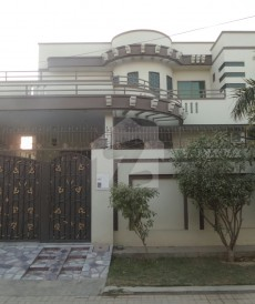 6 Bed 12 Marla House For Sale in Aziz Yaqoob Town, Okara
