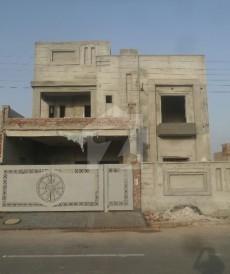 8 Marla House For Sale in Jeewan City Housing Scheme, Sahiwal