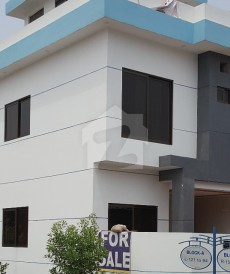 3 Bed 4 Marla House For Sale in Dream Gardens, Defence Road