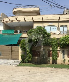 1 Kanal House For Sale in Canal Bank Housing Scheme, Lahore