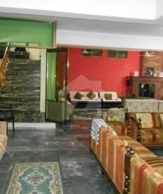 5 Bed 1.2 Kanal House For Sale in Garden Town - Garden Block, Garden Town