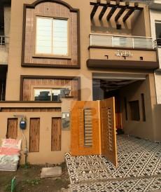 4 Bed 5 Marla House For Sale in Park View Villas - Jade Block, Park View Villas