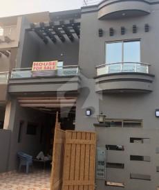 4 Bed 5 Marla House For Sale in Park View Villas - Sapphire Block, Park View Villas