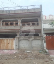 5 Bed 6 Marla House For Sale in New Satellite Town, Sargodha
