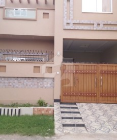 3 Bed 5 Marla House For Sale in Eden Boulevard Housing Scheme, College Road