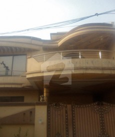 5 Bed 10 Marla House For Sale in Aamir Town, Harbanspura