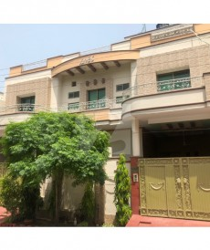 5 Bed 8 Marla House For Sale in Sargodha Road, Faisalabad