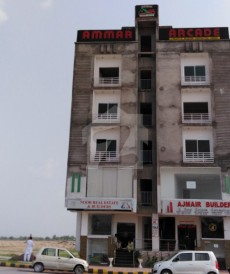 450 Sq. Ft. Flat For Sale in Citi Housing Scheme, Jhelum