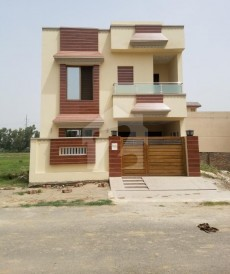 3 Bed 5 Marla House For Sale in Khayaban-e-Amin, Lahore