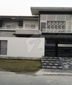 5 Bed 1 Kanal House For Sale in Valencia Housing Society, Lahore