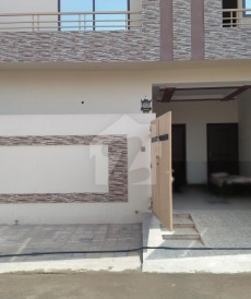 4 Bed 5 Marla House For Sale in Eden Boulevard Housing Scheme, College Road