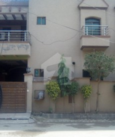3 Bed 5 Marla House For Sale in Garrison Homes, Lahore