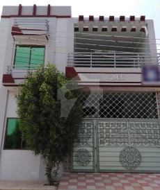 4 Bed 5 Marla House For Sale in Shadman City Phase 1, Shadman City