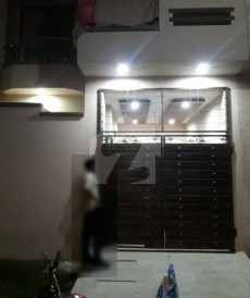 3 Marla House For Sale in Punjab Small Industries Colony, Lahore