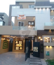 4 Bed 8 Marla House For Sale in Bahria Town - Usman Block, Bahria Town - Sector B