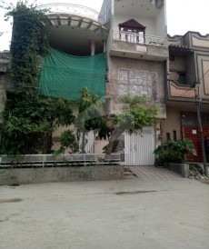 2 Bed 4 Marla House For Sale in Baghbanpura, Lahore