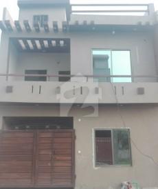 3 Marla House For Sale in SA Gardens Phase 2, SA Gardens