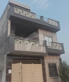 5 Marla House For Sale in SA Gardens Phase 2, SA Gardens
