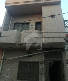 3 Bed 3 Marla House For Sale in Baghbanpura, Lahore