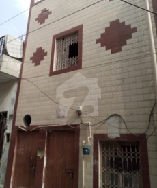 3 Marla House For Sale in Band Road, Lahore