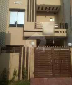 3 Bed 4 Marla House For Sale in Al-Ahmad Garden Housing Scheme, GT Road