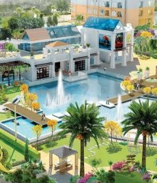 3 Bed 1,600 Sq. Ft. Flat For Sale in The Spring Apartment Homes, Lahore