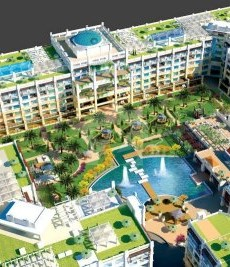 2 Bed 1,450 Sq. Ft. Flat For Sale in The Spring Apartment Homes, Lahore