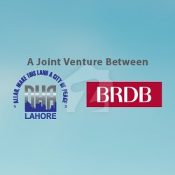 A Joint Venture Between DHA Lahore & BRDB Developments