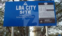 10 Marla Plot File For Sale in LDA City Lahore