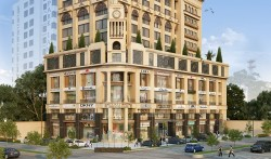 556 Sq. Ft. Shop For Sale in MM Alam Road , Square One Gulberg