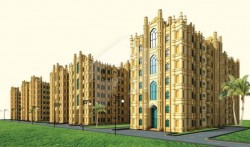 3 Bed 6 Marla Flat For Sale in Sheranwala Heights Lahore