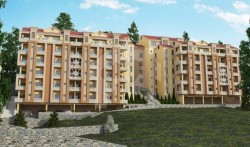 3 Bed 1,235 Sq. Ft. Flat For Sale in Murree Oaks Apartments Lawrence College Road