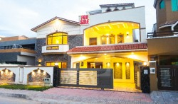 5 Bed 1 Kanal House For Sale in Bahria Town Phase 2 Bahria Town Rawalpindi