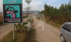 4 Kanal Residential Plot For Sale in Islamabad Farm Houses Rawalpindi