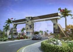 The Motorcity, Karachi