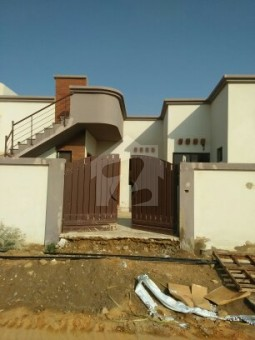 Saima arabian villas 160 sqyd west open bungalow for sale for Saima arabian villas 160