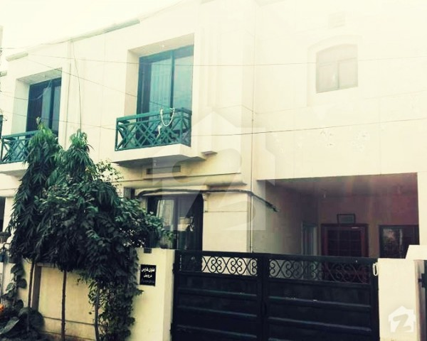 Marla House For Rent In Eden Canal Villas Lahore