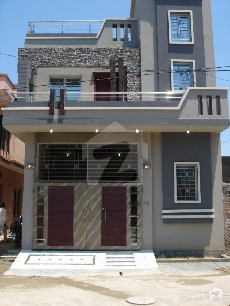 5 marla corner brand new double unit luxury house in 82 lac alfalah town lahore 1351382 zameen