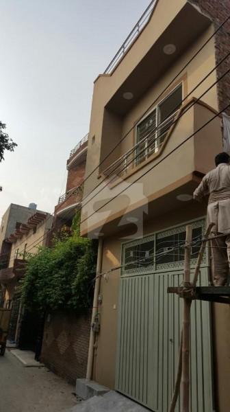 2 5 Marla Triple Story House For Sale Ghazi Road Cantt