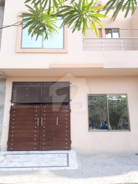 Brand New 5 Marla Double Storey House Near Bagrian Chowk ...