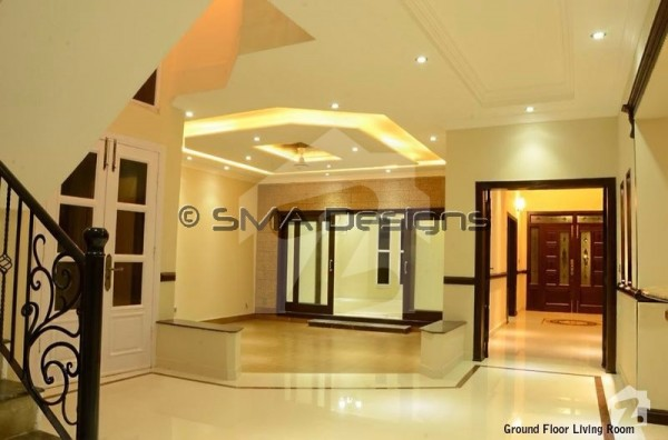 Front Elevation Beds : Kanal brand new luxury house with bed beautiful front