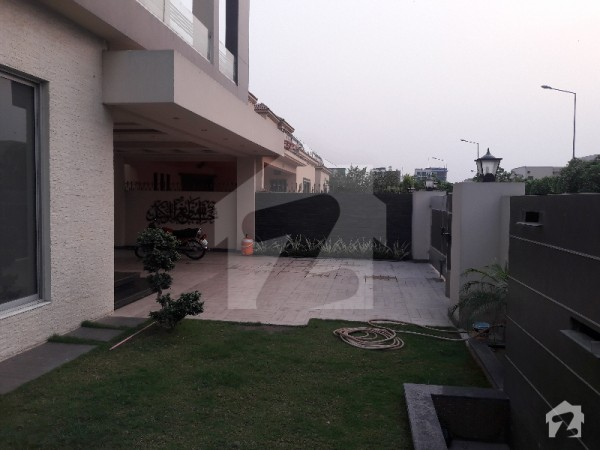 1 Kanal Brand New Bungalow For Urgent Sale Dha Phase 6