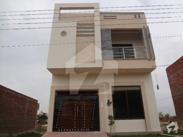 3 5 Marla House For Sale In Jewan City Phase 1 Sahiwal