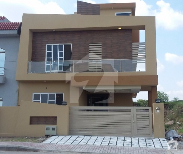 Home Design 10 Marla Part - 49: Modern Design 10 Marla House For Sale In Bahria Town