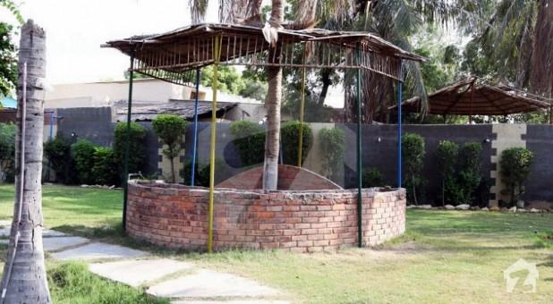 Farm House Available On Rent Gadap Town Karachi