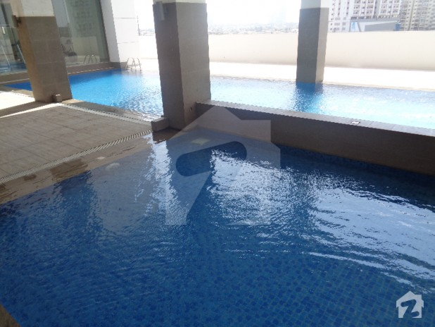 Ready to move 3 bedrooms luxury apartment for sale clifton block 8 clifton karachi 6071872 Clifton high school swimming pool
