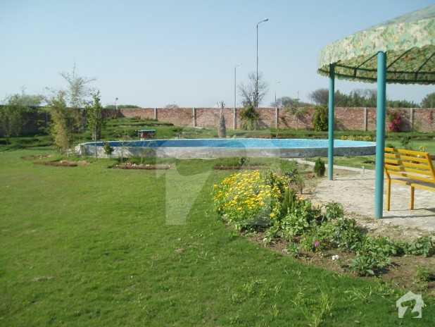 Fully developed farm house with swimming pool at spring - Swimming pool in bahria town lahore ...