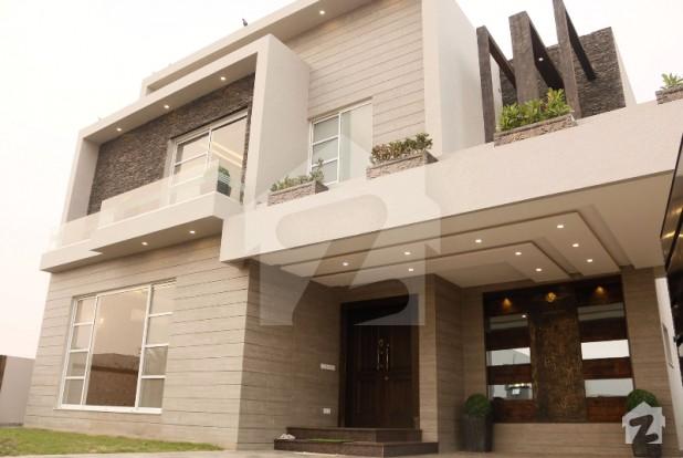 Brand New Mazher Munir Lavish Bungalow Top Location Dha