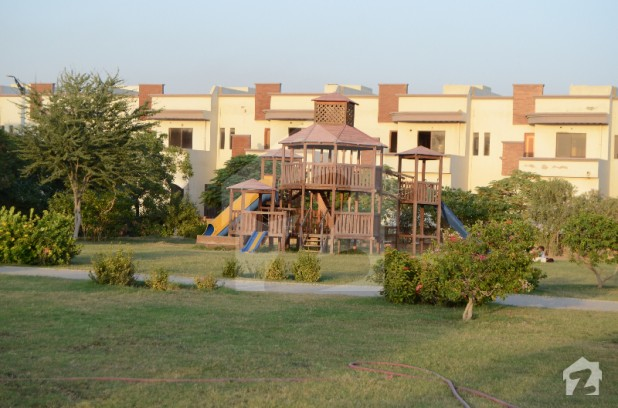 Saima arabian villas 160 sq yards block b saima arabian for Saima arabian villas 160