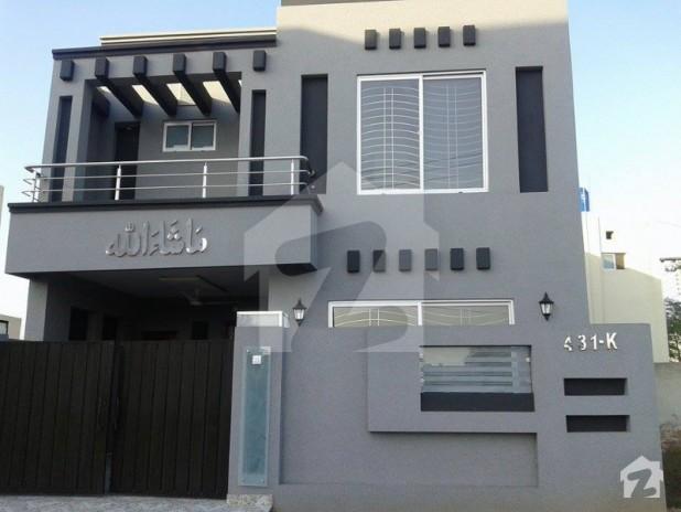 5 Marla Brand New Mazhar Munir Design State Life Phase 1